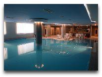 отель Harsnaqar: Крытый бассейн