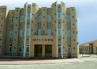 отель Hayat Inn: Фасад отеля