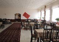 отель Hayat Inn: Ресторан