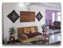 отель Hayat Inn: Холл отеля