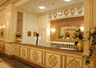отель Hazyna Hotel: Ресепшен