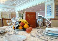 отель Hazyna Hotel: Ресторан