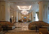 отель Hazyna Hotel: Холл отеля