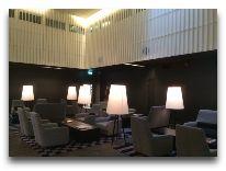 отель Hedon Spa Hotel: Лобби