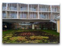 отель Hedon Spa Hotel: Фасад отеля