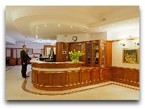 отель Hetman: Ресепшен отеля