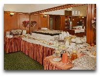 отель Hetman: Ресторан