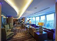 отель Hilton Baku: Представительский лаундж на 17 этаже