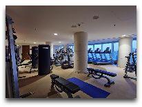 отель Hilton Baku: Фитнес центр