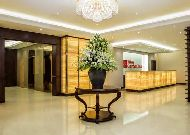 отель Hilton Garden Inn: Reception