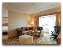отель Hilton Garden Inn: Luxe Kingbed room