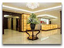 отель Hilton Garden Inn: Reception