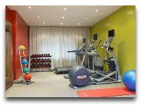 отель Hilton Garden Inn: Фитнес-центр