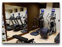 отель Hilton Garden Inn Krakow: Фитнес центр