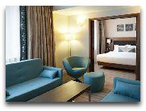 отель Hilton Garden Inn Krakow: Номер Джуниор Свит Кинг