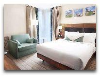 отель Hilton Garden Inn Krakow: Двухместный номер Queen