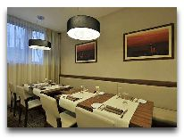 отель Hilton Garden Inn Krakow: Ресторан