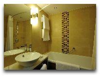 отель Hilton Garden Inn Krakow: Ванная комната