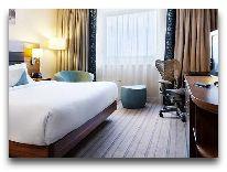 отель Hilton Garden Inn Krakow: Двухместный номер King