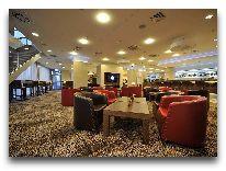 отель Hilton Garden Inn Krakow: Лобби-бар