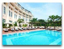 отель Hilton Hanoi Opera Hotel: Бассейн