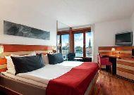 отель Hilton Hotel Slussen: TВИН де люкс номер