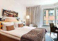 отель Hilton Hotel Slussen: Номер Королевы