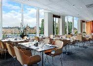 отель Hilton Hotel Slussen: Ресторан Екен