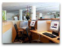 отель Hilton Hotel Slussen: Бизнес центр