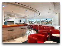 отель Hilton Hotel Slussen: Вью бар