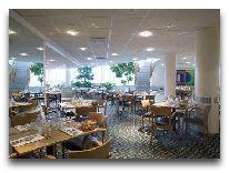 отель Hilton Hotel Slussen: Ресторан