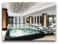 отель Hilton Tallinn Park: Бассейн