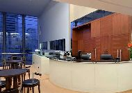 отель Hilton Warsaw Hotel and Convention Centre: Бизнес центр