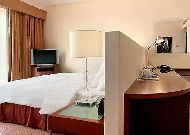 отель Hilton Warsaw Hotel and Convention Centre: Номер Люкс