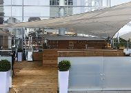 отель Hilton Warsaw Hotel and Convention Centre: Пицца Лоунж Гриль