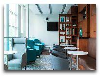 отель Hilton Warsaw Hotel and Convention Centre: бар WAWHIHI