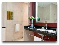 отель Hilton Warsaw Hotel and Convention Centre: Ванная комната