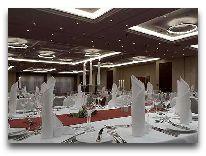 отель Hilton Warsaw Hotel and Convention Centre: Зал Warsaw