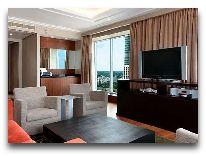 отель Hilton Warsaw Hotel and Convention Centre: Президентский люкс