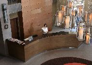 отель Historic Yerevan Hotel Tufenkian: Ресепшен