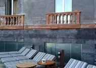 отель Historic Yerevan Hotel Tufenkian: Бассейн отеля
