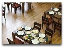 отель Historic Yerevan Hotel Tufenkian: Ресторан