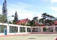отель Hoang Anh - Dat Xanh Dalat Hotel: Теннисный корт