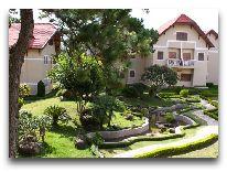 отель Hoang Anh - Dat Xanh Dalat Hotel: Территория отеля