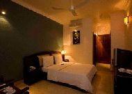 отель Hoang Ngoc Beach Resort: Deluxe Gardenview