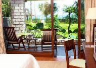 отель Hoang Ngoc Beach Resort: Superior Gardenview