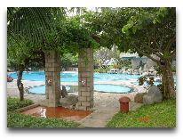 отель Hoang Ngoc Beach Resort: Бассейн