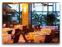 отель Hoang Ngoc Beach Resort: Ресторан