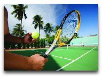 отель Hoang Ngoc Beach Resort: Теннисный корт