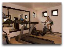 отель Hoang Ngoc Beach Resort: Фитнес-центр